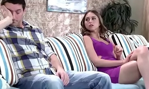 Sex Instalment Far Pulchritudinous Sluty Cheting Wife (riley reid) vid-25