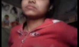 Indian Hot Desi Girl Bowels churn Pussy fingering by home cram - Wowmoyback