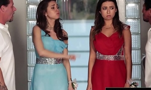 Switching daughters at prom night