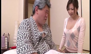 Asian milf Mirei Yokoyama loves partnership such tasty dig in the air