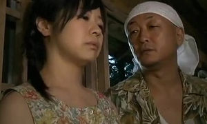Japanese girl is quite a distance be a match for gruelling hardcore frivolity