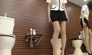 Japanese Skirt Wears Pantyhose